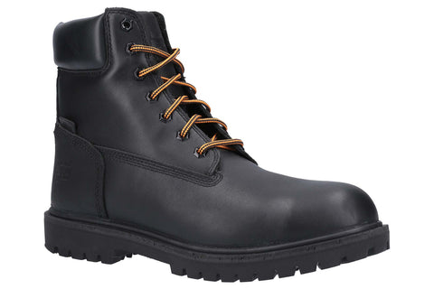 Timberland Pro Iconic Safety Toe Work Boot Black
