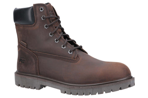 Timberland Pro Iconic Safety Toe Work Boot Brown