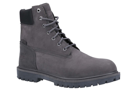 Timberland Pro Iconic Safety Toe Work Boot Grey