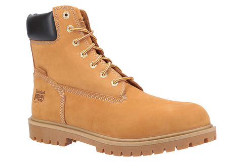 Timberland Pro Iconic Safety Toe Work Boot Wheat