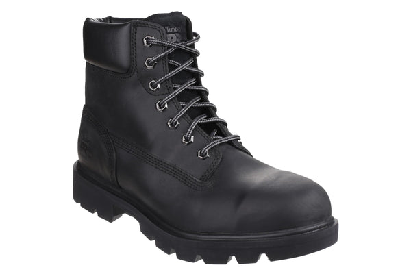 Timberland Pro Sawhorse Lace Up Safety Boot Black