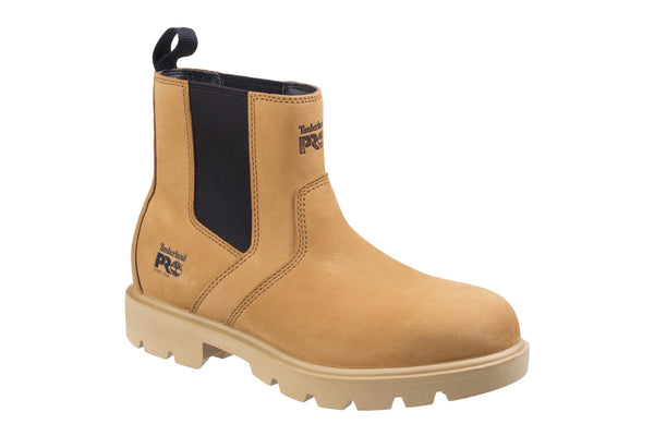 Timberland Pro Sawhorse Dealer Slip on Safety Boot Wheat