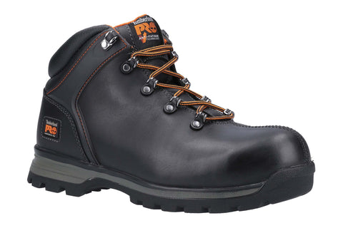 Timberland Pro Splitrock XT Composite Safety Toe Work Boot Black