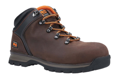 Timberland Pro Splitrock XT Composite Safety Toe Work Boot Brown