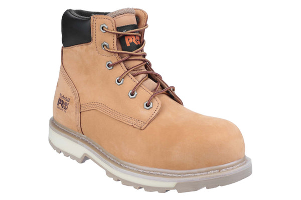 Timberland Pro Traditional Lace-up Safety Boot Wheat