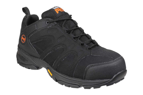 Timberland Pro Wildcard Lace-up Safety Shoe Black