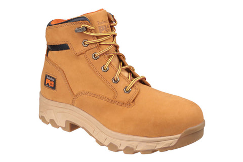 Timberland Pro Workstead Lace-up Safety Boot Wheat