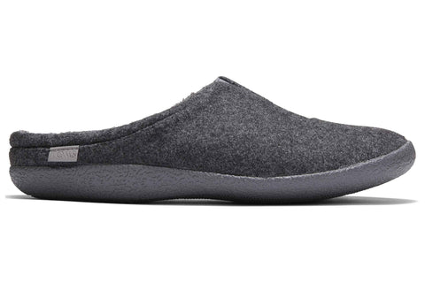 Toms Berkeley Mens Warm Lined Slipper