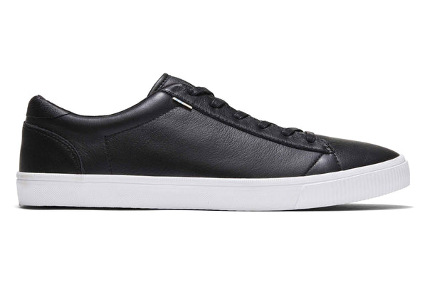 Toms Carlson Mens Leather Trainer