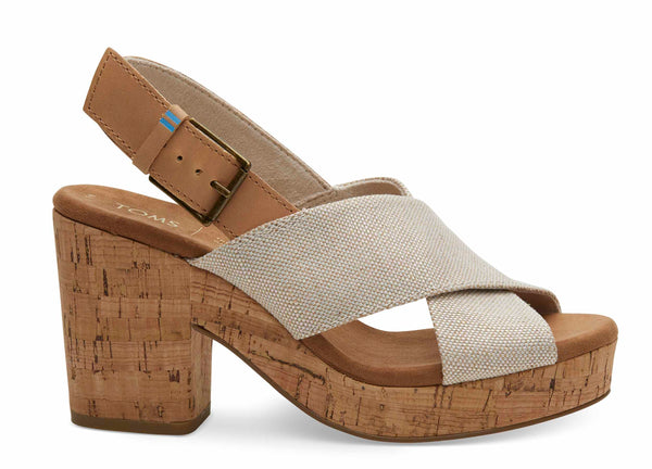 Toms Metallic Woven Ibiza Womens Sandals Pearlized Metallic