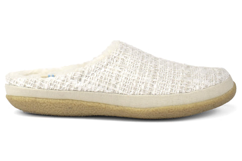 Toms Ivy Womens Warm Lined Slip On Slipper