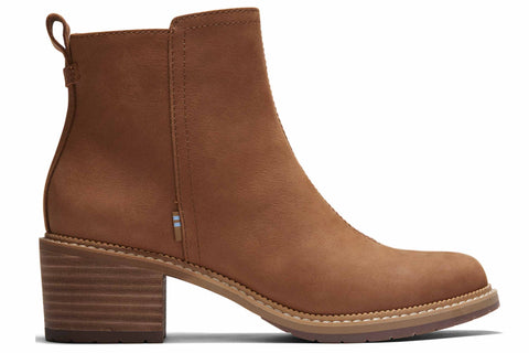 Toms Marina Womens Ankle Boot
