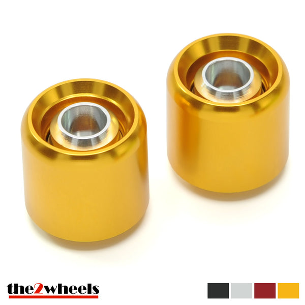 Bar Ends 'Acuda' 2color, Universal fitment