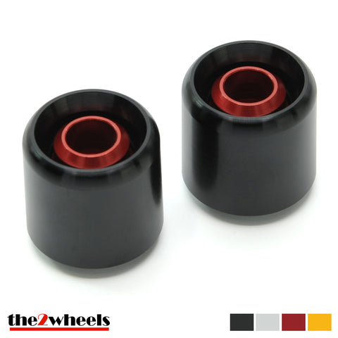Bar Ends 'Acuda' 2color for Yamaha YZF R1, R6 06+, FZ8