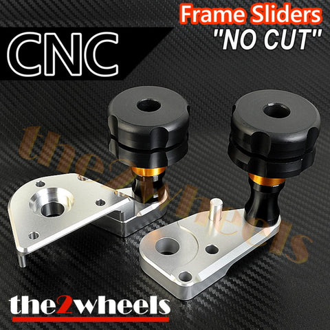 CNC Frame Sliders (No Cut) Protector for Honda CBR1000RR 2012-2016