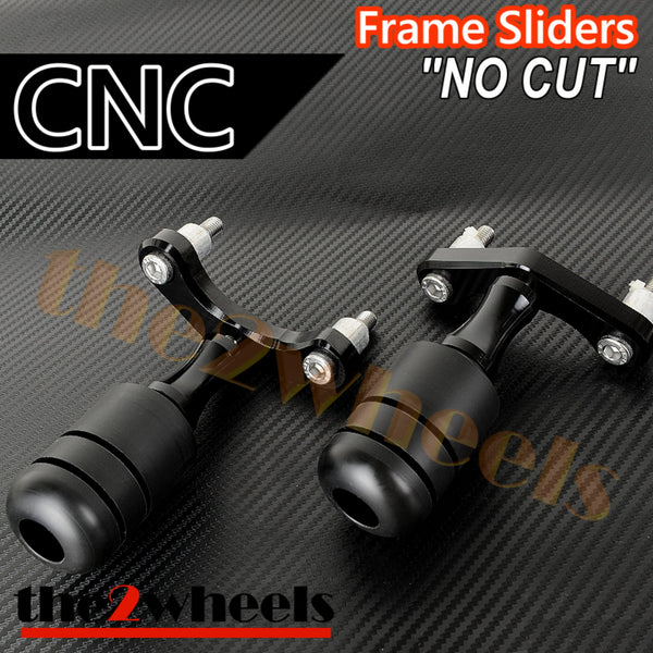 CNC Frame Sliders (No Cut) Protector for KTM 200 / 125 Duke 2011-2016