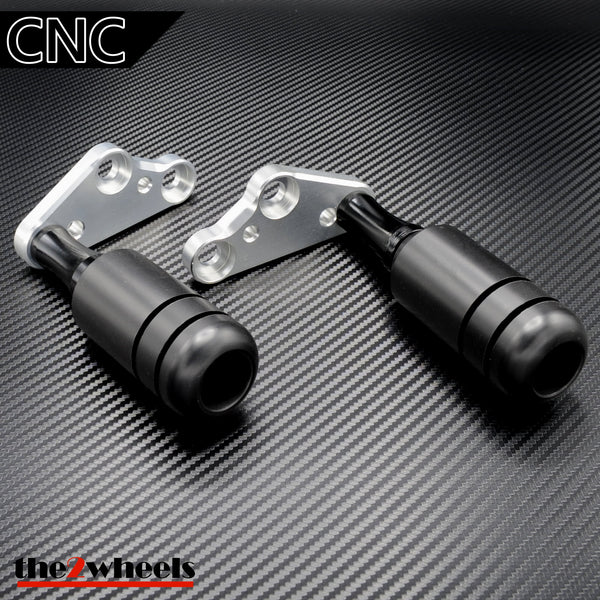 CNC Frame Sliders (No Cut) Protector for Yamaha YZF-R3 / R25 2014-2018