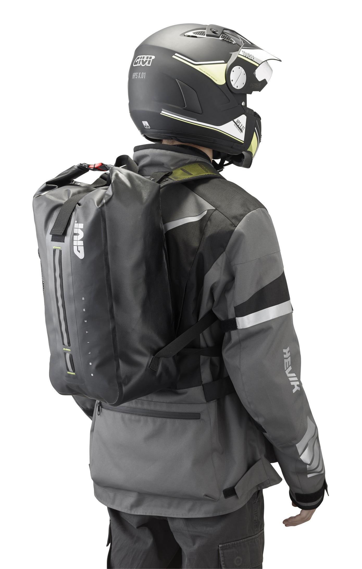 809be41278 Givi GRT701 Gravel-T Waterproof Backpack