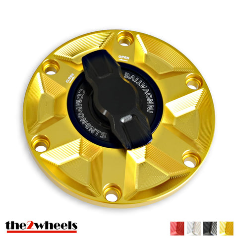 CNC Rapid Fuel Gas Cap RFC-ATB2