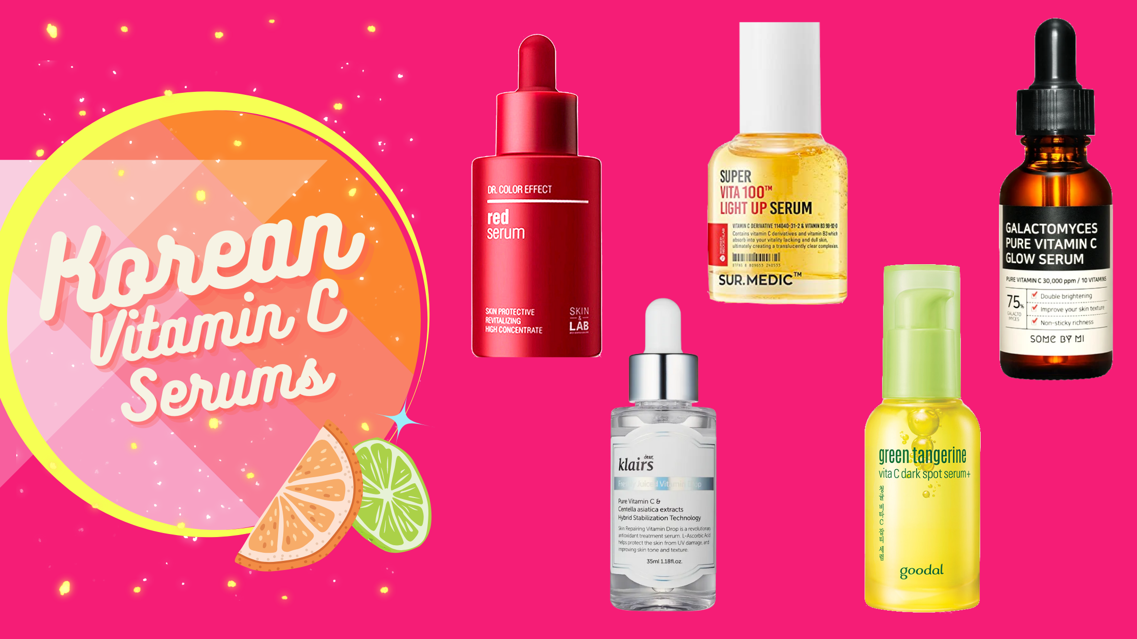 What Does Vitamin-C Serum Do To Your Skin?
