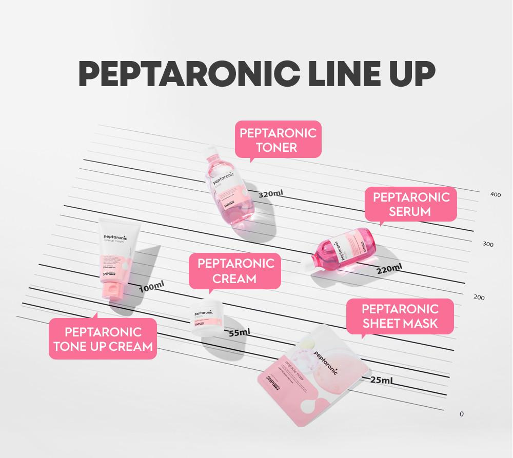 SNP Cosmetics PEPTARONIC CREAM