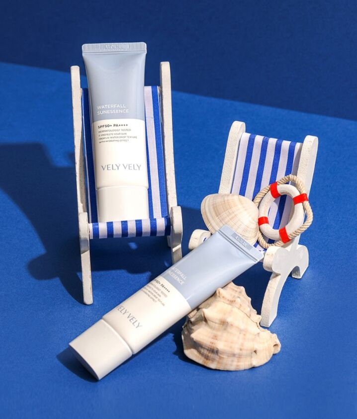 VELY VELY Waterfall Sun Essence SPF 50+ PA++++