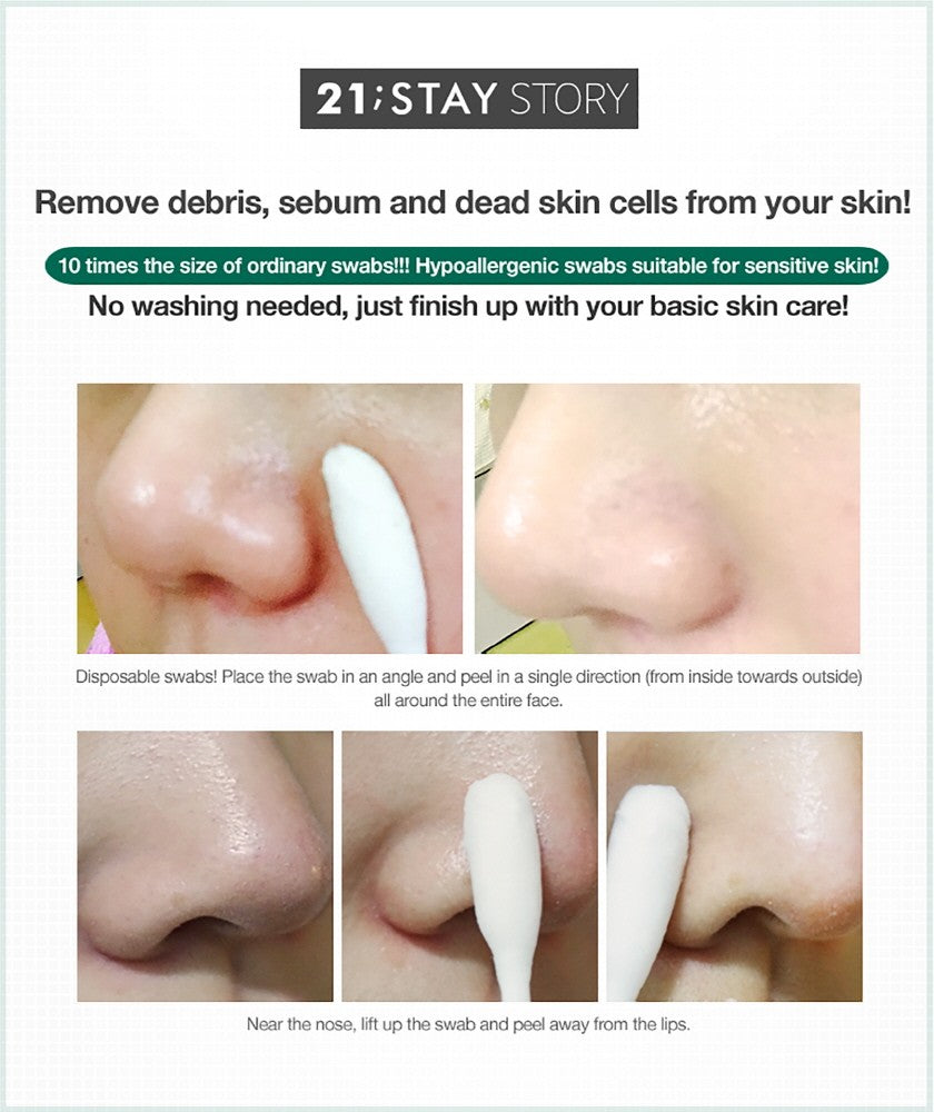 DR. ORACLE 21 Stay A-Thera Peeling Stick