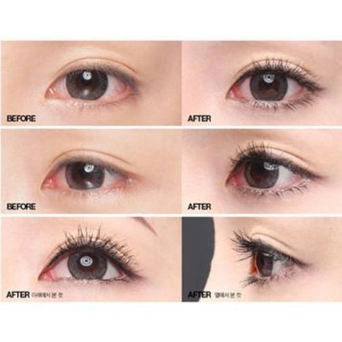 TOUCH IN SOL Paper Pusher Stretch Fiber Lengthening Mascara
