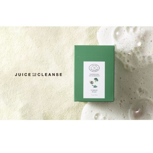 JUICE TO CLEANSE Powder Wash