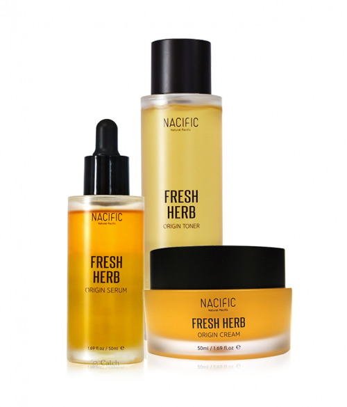 NACIFIC Fresh Herb Origin Set