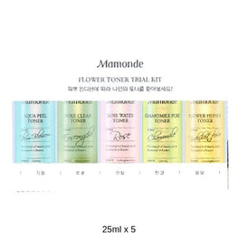 MAMONDE Flower Toner Trial Kit - SheLC