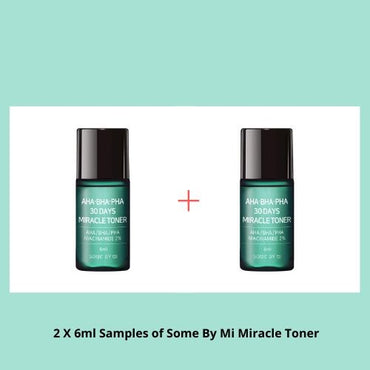 SOME BY MI  AHA BHA PHA 30 Days Miracle Toner Sample