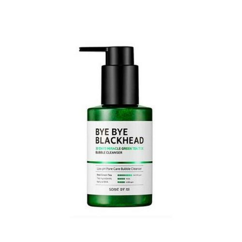 SOME BY MI Bye Bye Balckhead Green Tea Tox Cleanser