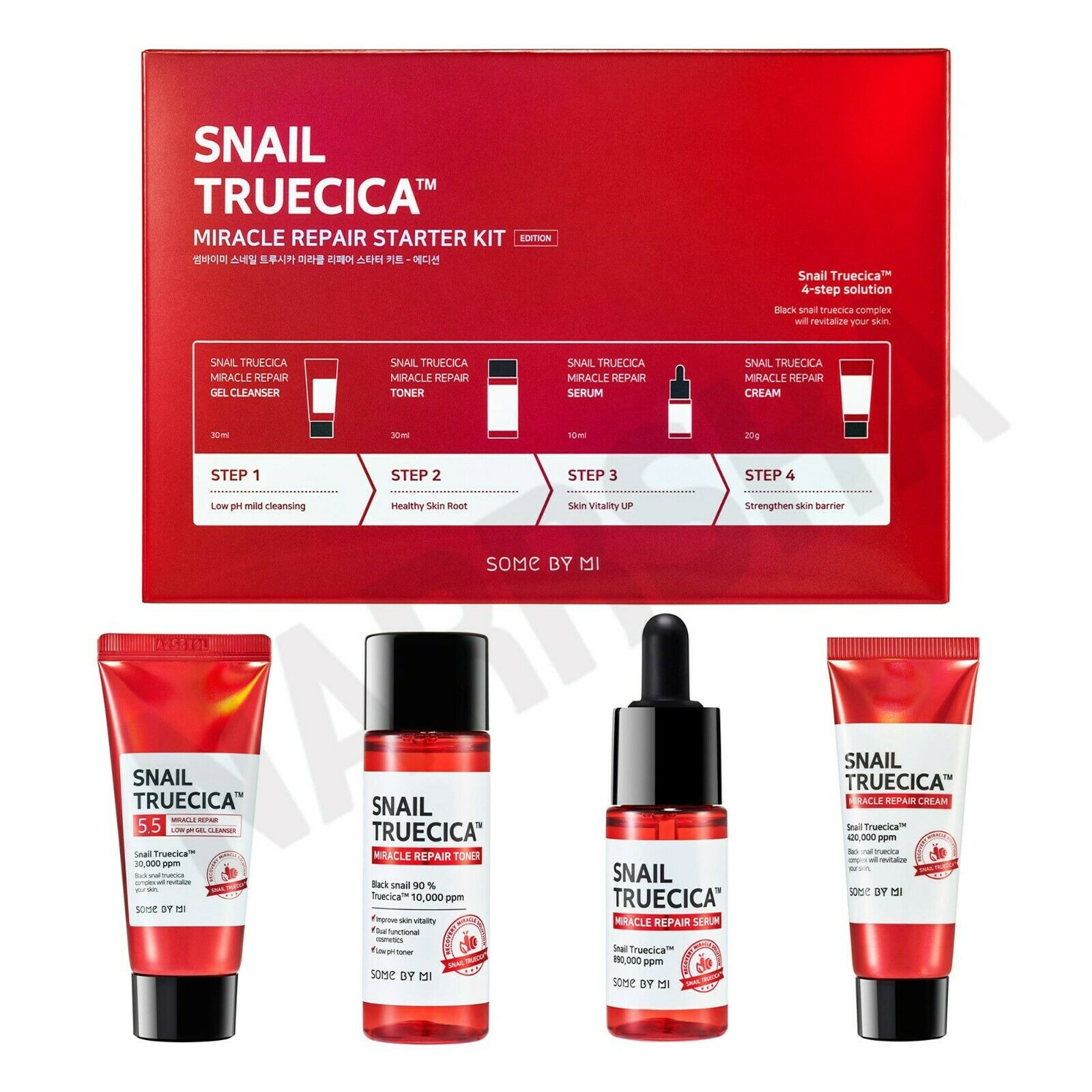 SOME BY MI Snail Truecica Kit