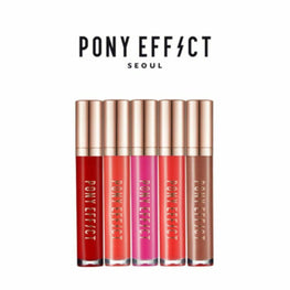 PONY EFFECT Stayfit Matte Lip Colour - SheLC