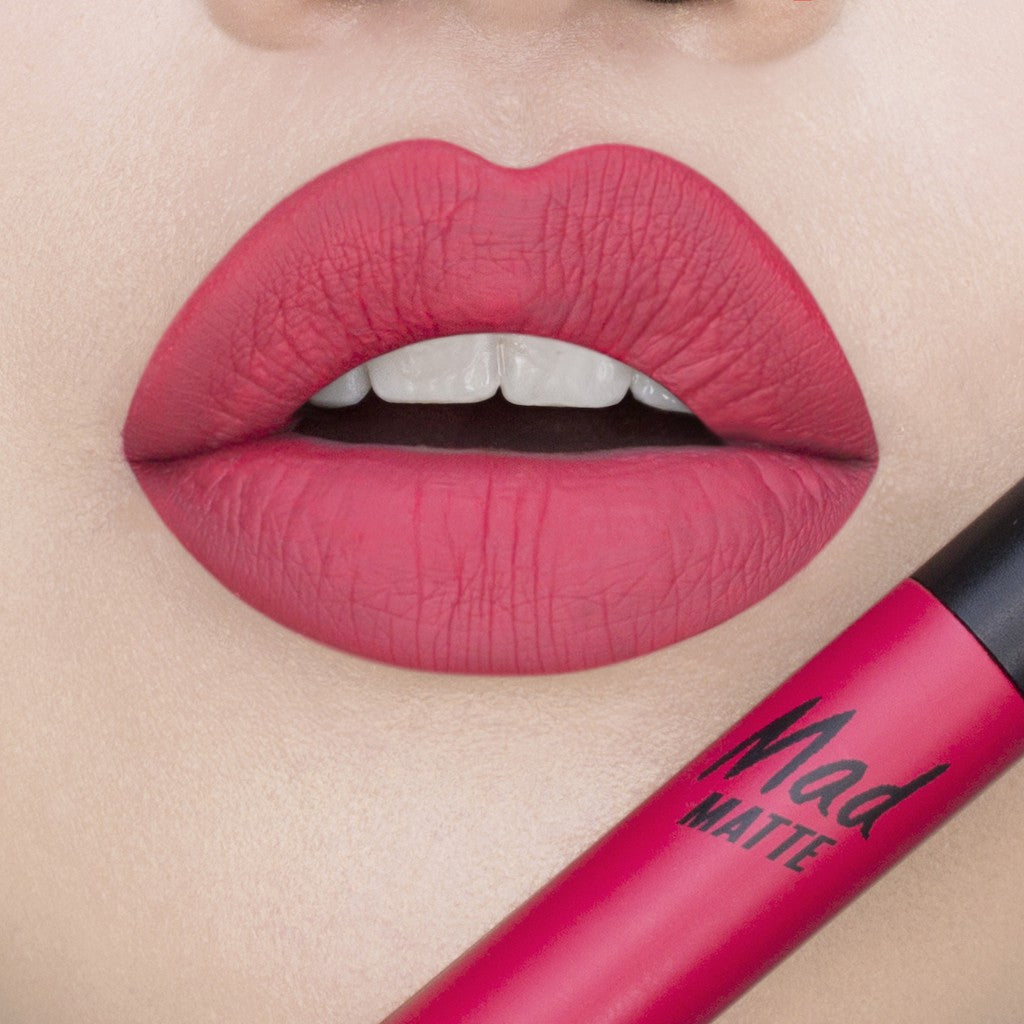 CLIO Mad Matte Liquid Lips  #Serendipink