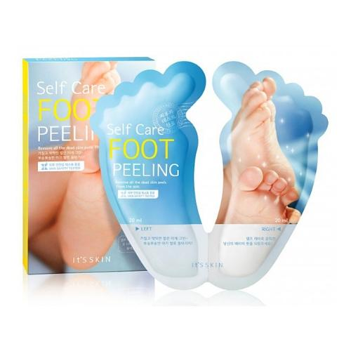 IT'S SKIN Self Care Foot Peeling Pack - SheLC