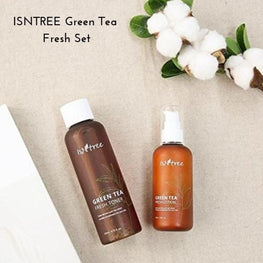 ISNTREE Green Tea Fresh Set - SheLC