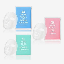 KEEP COOL Intensive Sheet-masks
