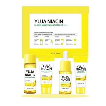 SOME BY MI Yuja Niacin Brightening Trial Kit