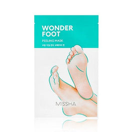MISSHA Wonder Foot Peeling Mask - SheLC