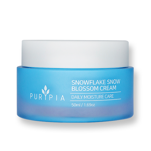 PURIPIA Snowflake Snow Blossom Cream