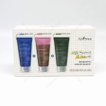 ISNTREE 3pc Mask Set - SheLC