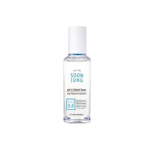 ETUDE HOUSE SoonJung pH 5.5 Relief Toner - SheLC