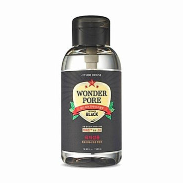Etude House Wonder Pore Freshener Black with Pump - 500ml - SheLC