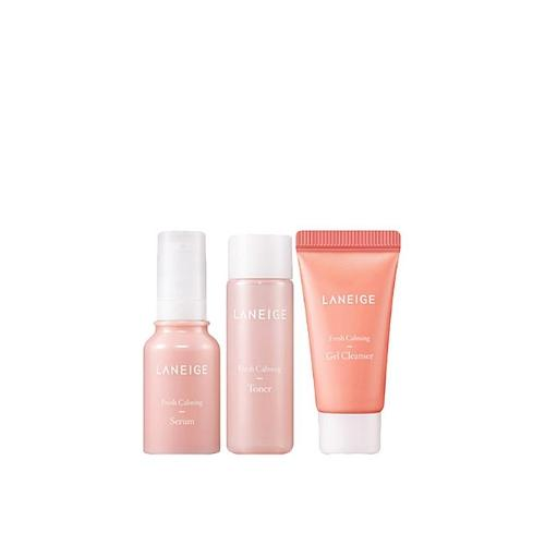 LANEIGE Fresh Calming Trial Kit - SheLC