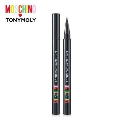 TonyMoly x Moschino Back Gel BT Supreme Matte Liner - SheLC