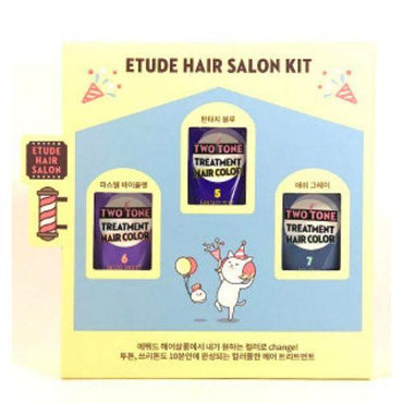 ETUDE HOUSE Two Tone Treatment Hair Color - SheLC