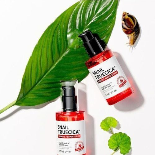 SOME BY MI Snail TrueCica Miracle Repair Serum - SheLC