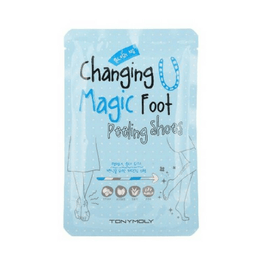 TONYMOLY Changing U Magic Foot Peeling Shoes - SheLC